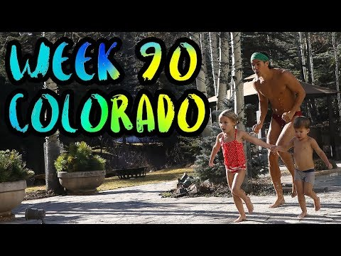 GARRETT IS VERY SICK :( /// WEEK 90 : Colorado