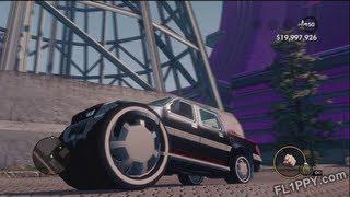 Saints Row The Third Rim Size Modder (Xbox 360)