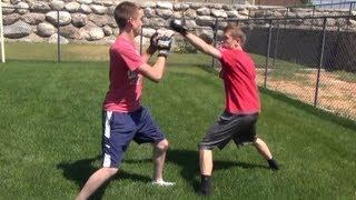 Скачать BACKYARD FIGHT GROUND AND POUND REMATCH