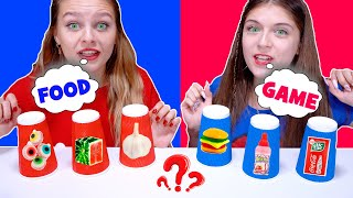ASMR Most Popular Food Challenge (Shell Game Party)   Eating Sounds LiLiBu