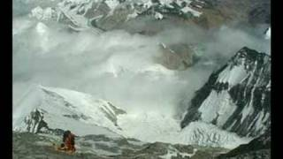 Footage from Cathy's 2nd Everest summit