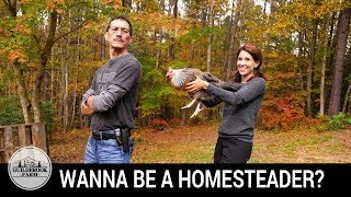The Dirt: Can a Reluctant Spouse Learn To Like Homesteading?