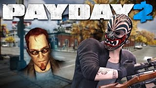 Postal Dude Bodhi is AWESOME! (Payday 2 mod)