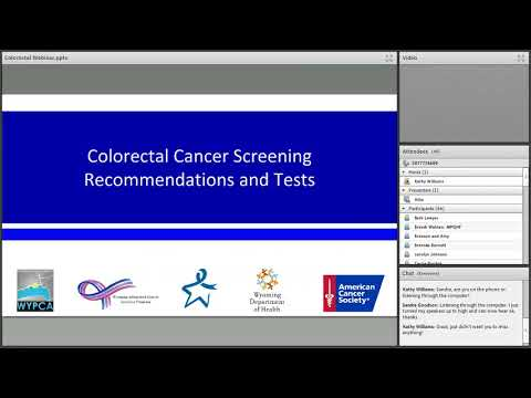Increasing Colorectal Cancer Screenings in WY