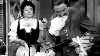 """Отрывок из фильма """"Хозяйка гостиницы"""" 1956 года"""