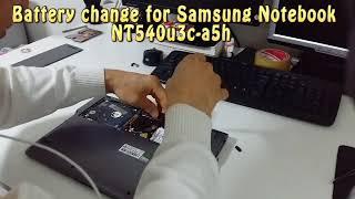 Samsung Notebook (NT540u3c-a5h…