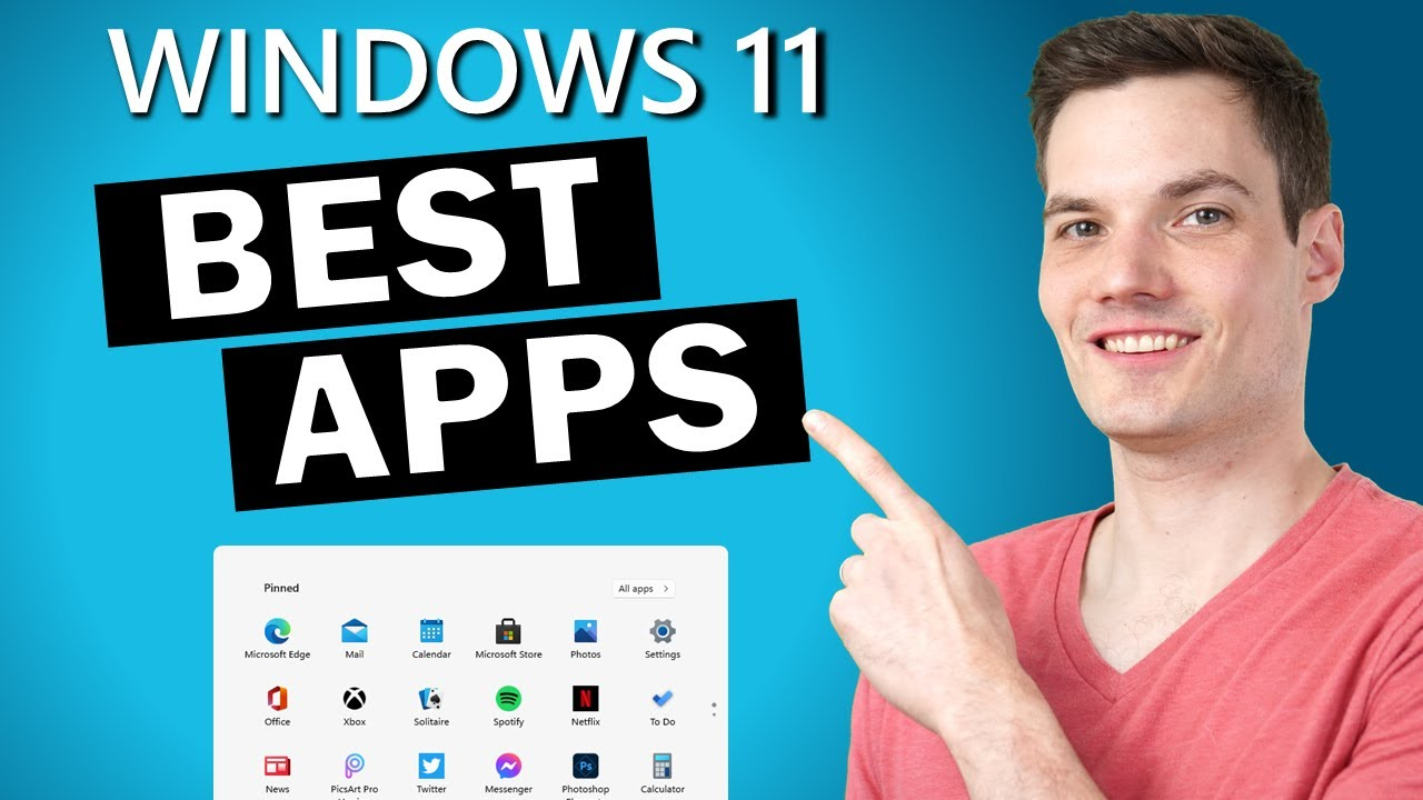Best Free Apps Included with Windows 11