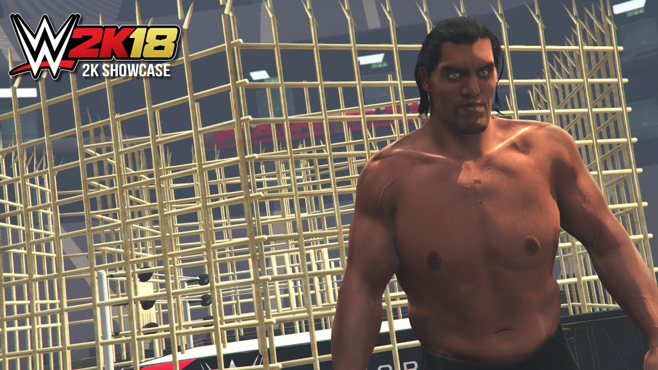 WWE 2K18 Trailer - Punjabi Prison 2K Showcase With Great ...
