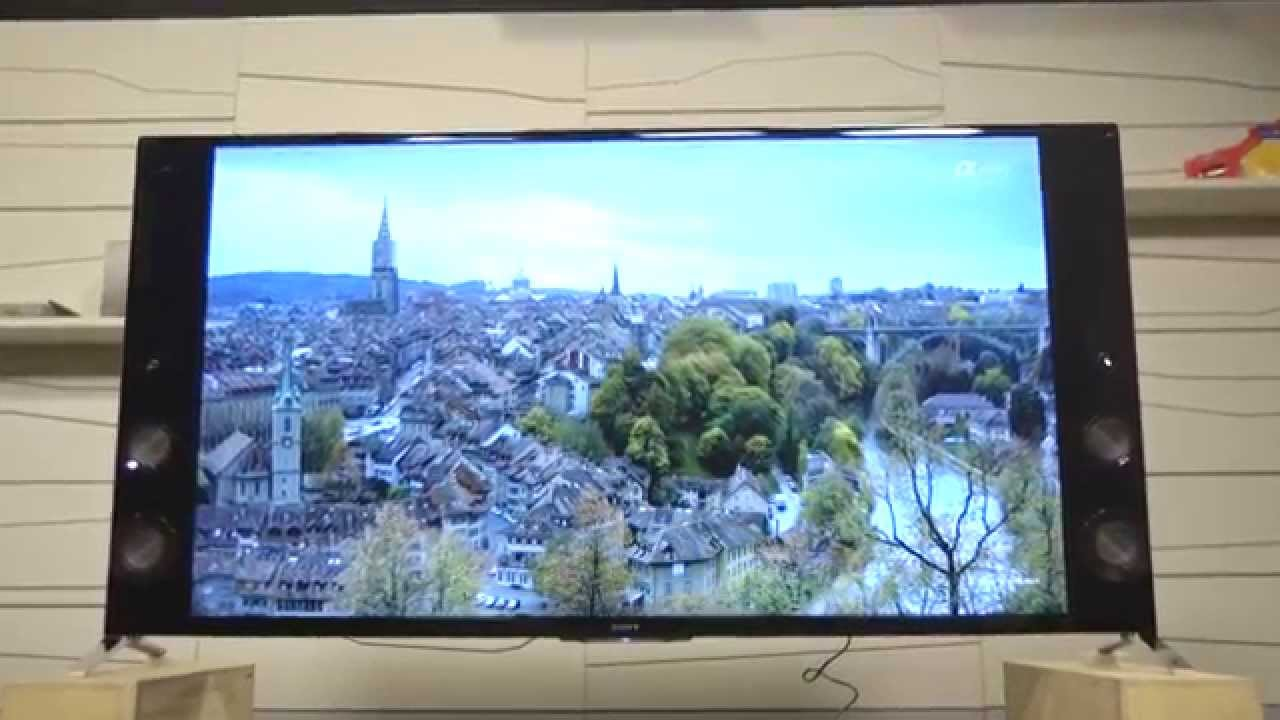 unboxing the new 65 sony 4k ultra hd tv youtube. Black Bedroom Furniture Sets. Home Design Ideas