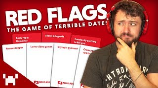 THE GAME OF TERRIBLE DATES! (Red Flags Card Game w/ Ze, Chilled, GaLm, & Smarty #1)