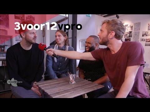 Tim den Besten interviewt De Jeugd Van Tegenwoordig