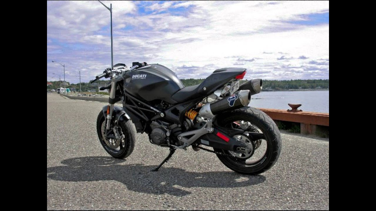 ducati monster 696 sound test youtube. Black Bedroom Furniture Sets. Home Design Ideas