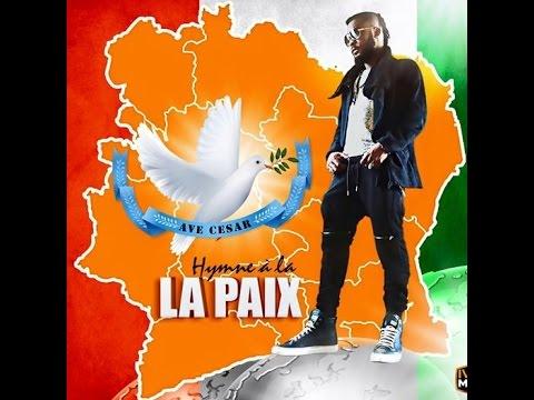 DJ ARAFAT - HYMNE A LA PAIX PAROLES OFFICIELLES