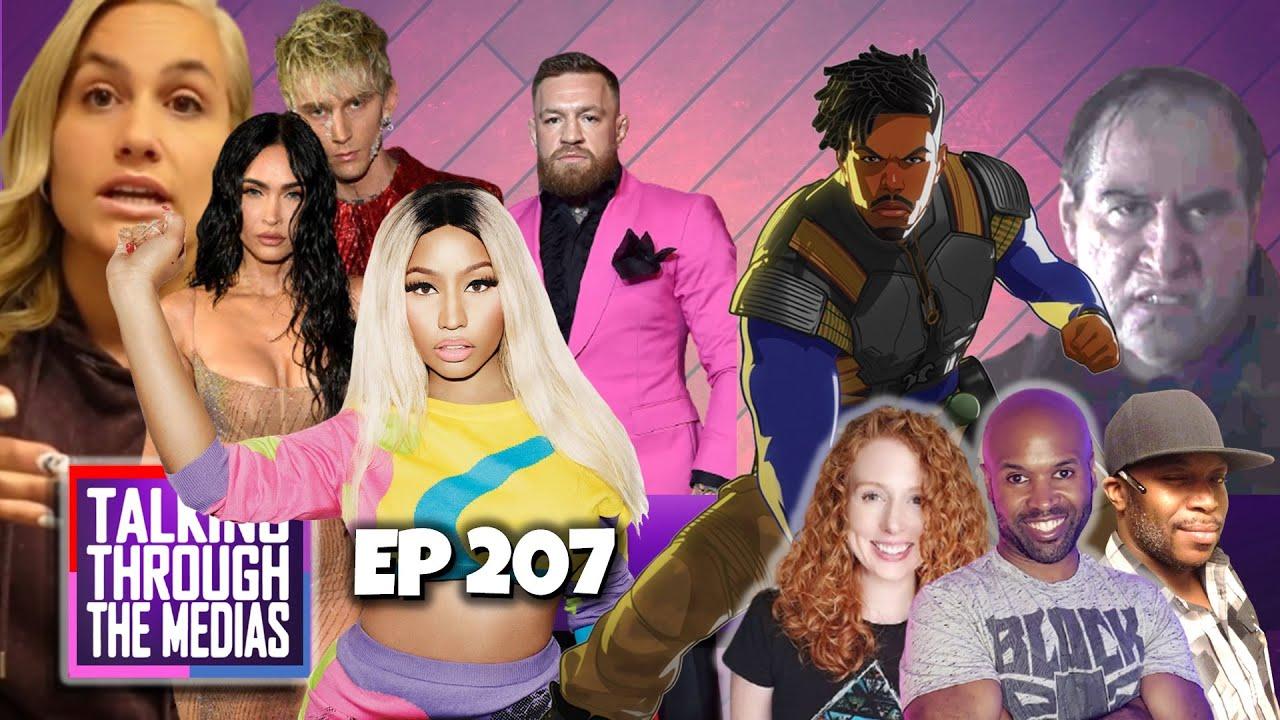 Episode 207 | Nicki Minaj Cousins Friend Tweet & McGregor Fights MGK