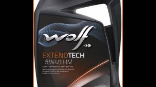 Wolf Extendtech 5W40 HM 4л