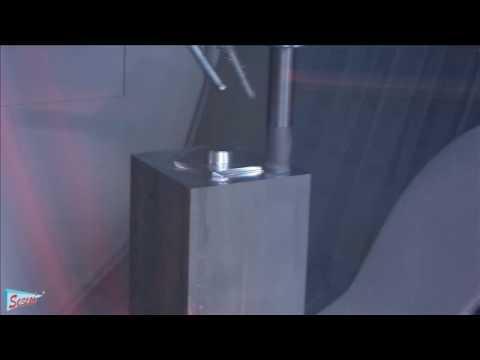 CAD/CAM-CNC - Gia công 5 trục bánh công tác/Tuabin
