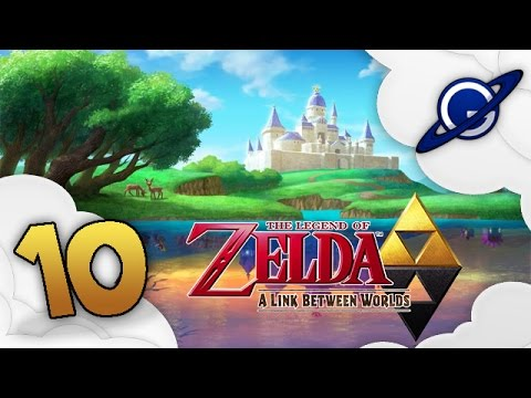 Zelda A link between worlds | Let's Play #10: Le Palais des sables (1/2) [FR]
