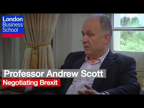 Protecting the UK economy during Brexit talks | London Business School