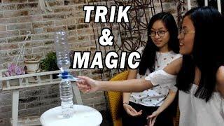 3 Trik & Sulap Buat Bikin Bingung Temen Lo! - abracadaBRO Magic