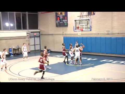 UConn Avery Point vs. Dean College, Feb. 9, 2017