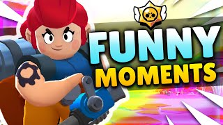 Brawl Stars Funny Moments ~#1
