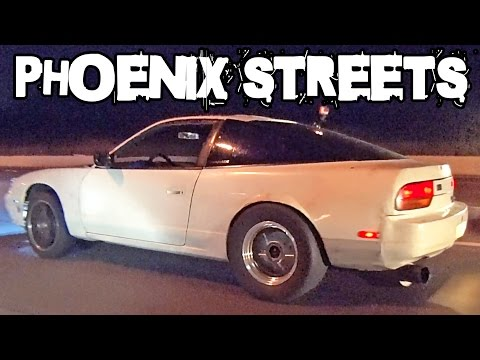 ARIZONA Street Racing!