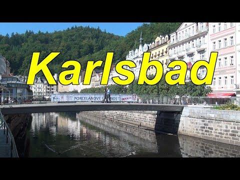 Karlsbad Tschechien *Karlovy Vary *beeindruckende Bäderarchitektur*Travel Tips Europe