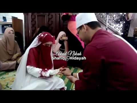 Niqab Gaun Pernikahan Youtube