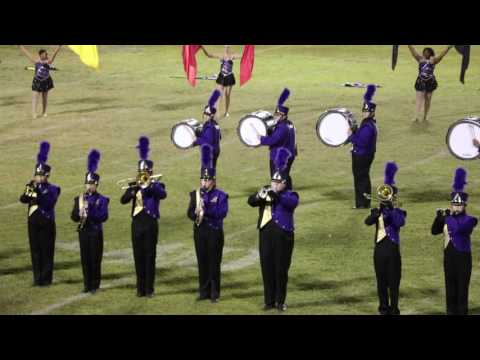 The Pride of Marianna High School