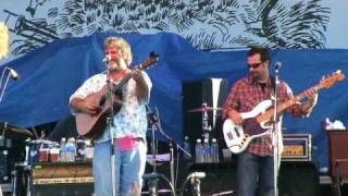 Leftover Salmon - Up On The Hill Where They Do The Boogie - Dunegrass 2008