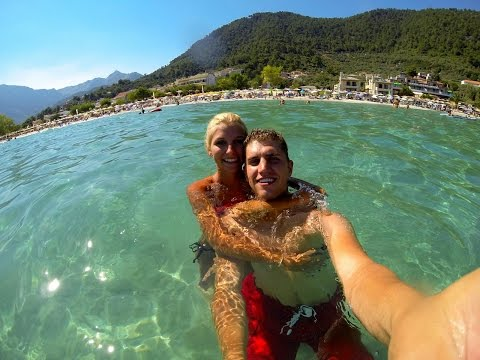 Griechenland 2014 Urlaub Xanthi - Thasos - Mangana / Διακοπές στην Ελλάδα