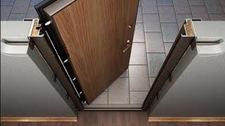 видео Установка входной металлической двери своими руками | Как установить дверь