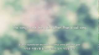BEAST- 아직은 (Yet) lyrics [Eng. | Rom. | Han.]