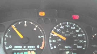 How I fixed a Chevy with an  Abs and Brake light on