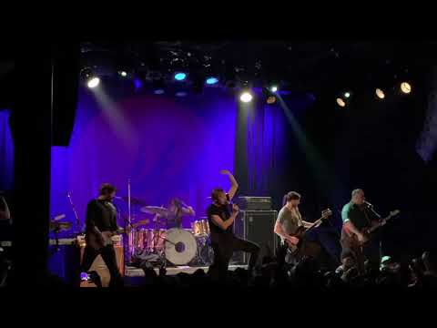 Thursday Paris In Flames Live 12/29/18 Music Hall Williamsburg Brooklyn Full Collapse 4k
