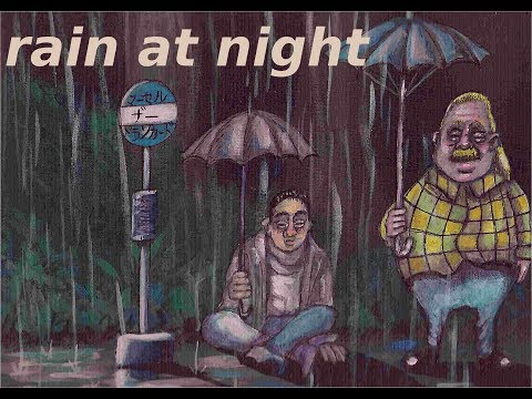 Marcel The Drunkard presents: Rain At Night (Jazz-funk compi