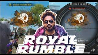 FREE FIRE GAMEPLAY WITH ROYAL RUMBLE | EMIWAY BANTAI | RAP | BHUDEV GAMING