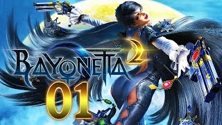 BAYONETTA 2 - Part 1 - Let