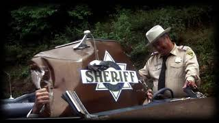 "Jerry Reed - West Bound an Down (""Smokey and the Bandit"" movie video clip)"