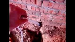 Разморозка трубы водопровода паром ч.2(P.S.Музыка наложена ввиду чрезмерного обилия ненормативной лексики от неожиданной скорости достижения..., 2015-02-28T20:01:49.000Z)