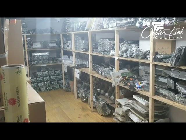 فيديو توضيحي لمخزن من مخازن كوبير لينك