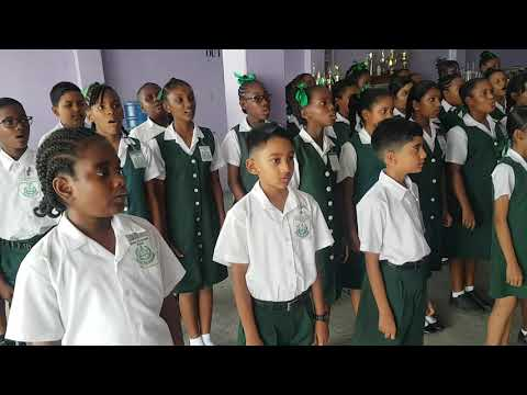 Colours of Day - Success Elementary School Choir 2019