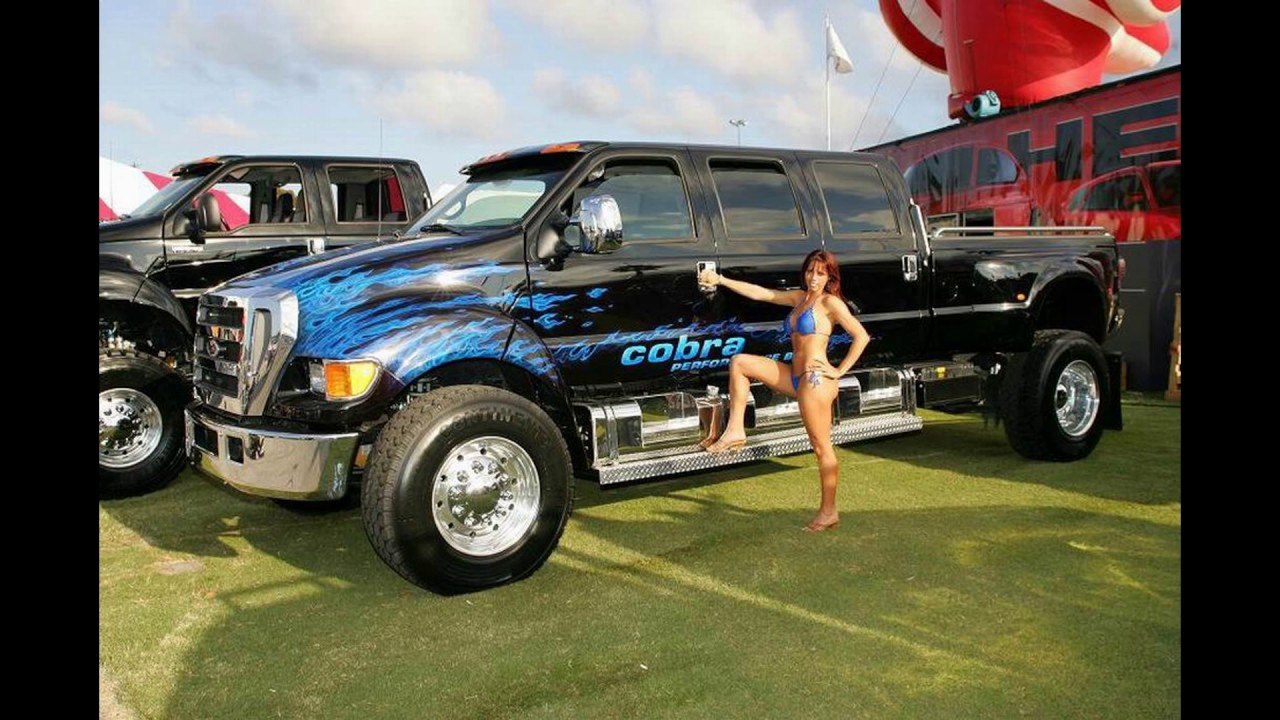 small resolution of ford f650 super truck ford f series tuning muscle youtube