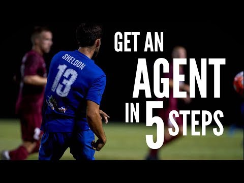 How To Get A Football Agent