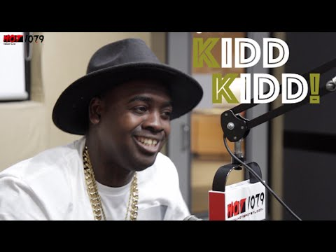 "KIDD KIDD Talks ""Fuk Da Fame"", New Warleans Documentary, Working With 50 Cent And Lil Wayne"