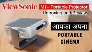 Viewsonic M1 Plus Portable Pro…