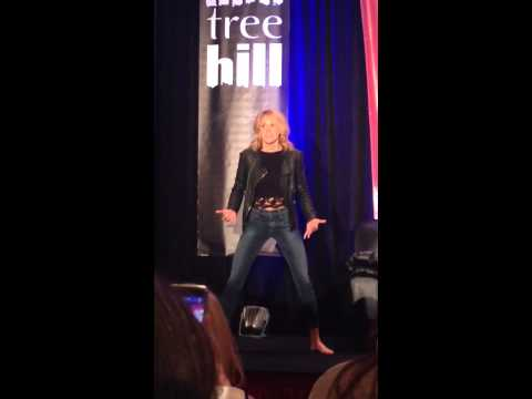 One Tree Hill's Bevin Prince dances to Spice Girls'