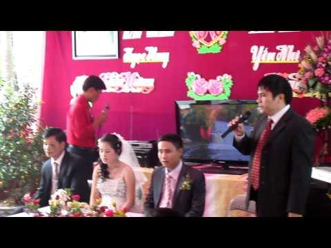 Phát biểu đám cưới- Mr Lê Văn Bằng