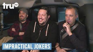 Impractical Jokers - Bizarre Cab Conversations (Deleted Scene)   truTV