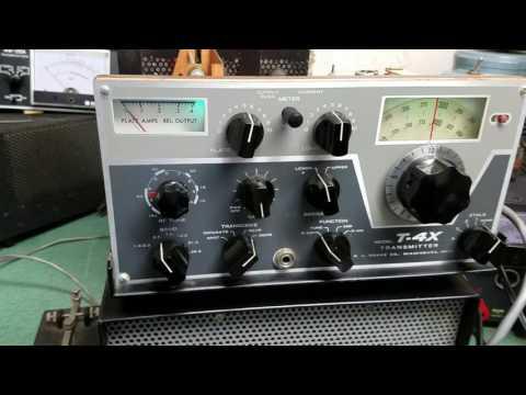 Drake T-4X Transmitter
